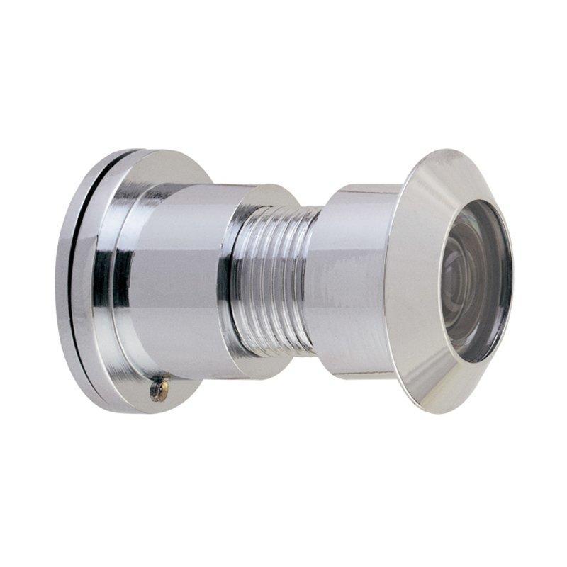 240 Degree Brass Door Viewer SL-032
