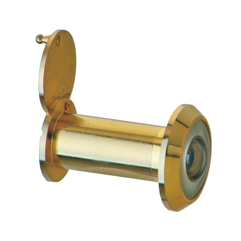 180 Degree Copper Door Viewer With Cover SL-033S
