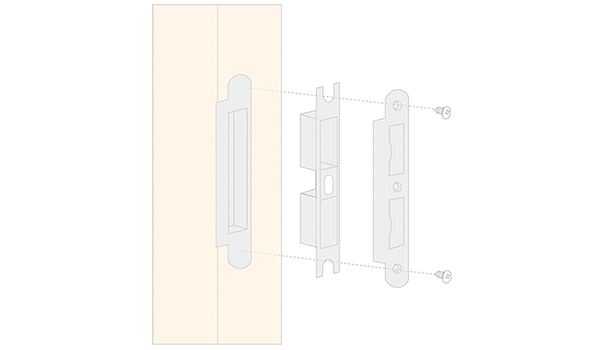 SELECO noble balcony door lock bathroom door-14