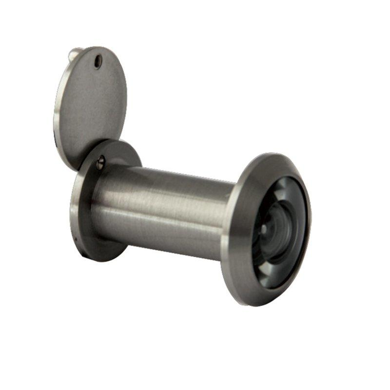 200 Degree Copper Door Viewer With Cover SL-033L