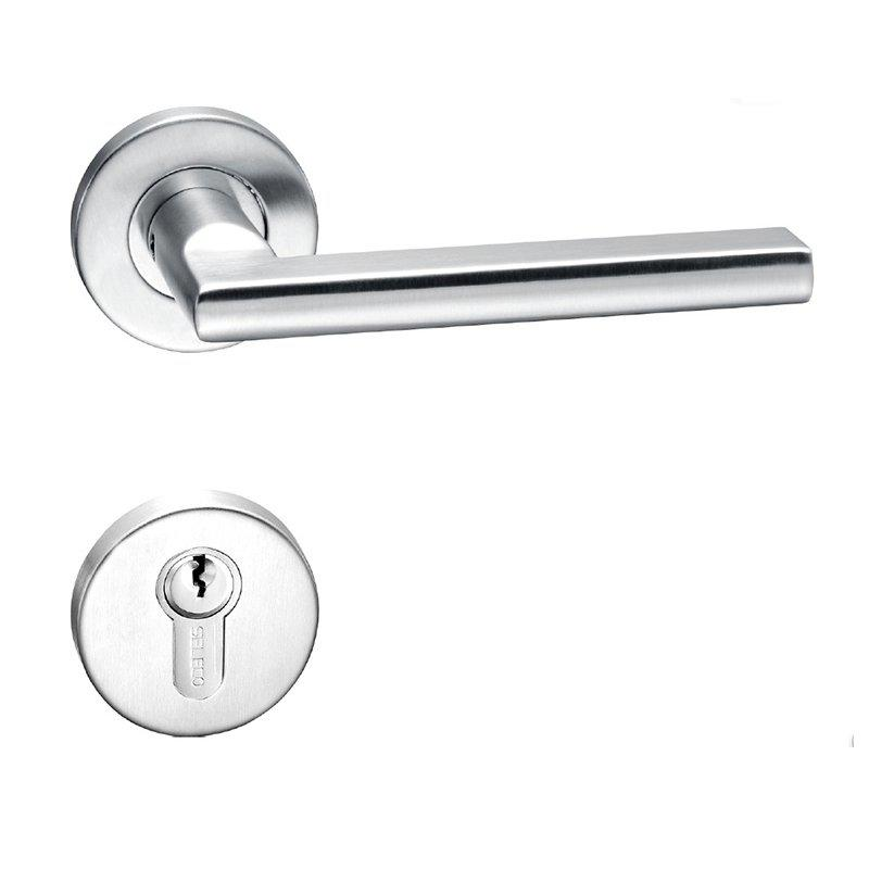 Stainless Steel Split Door Lock SM-72901ET-62SS