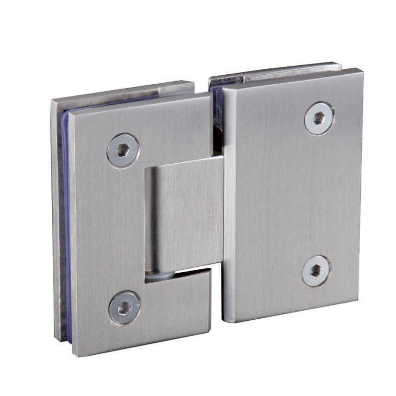 SELECO custom glass shower door hinges light-weight bathroom door
