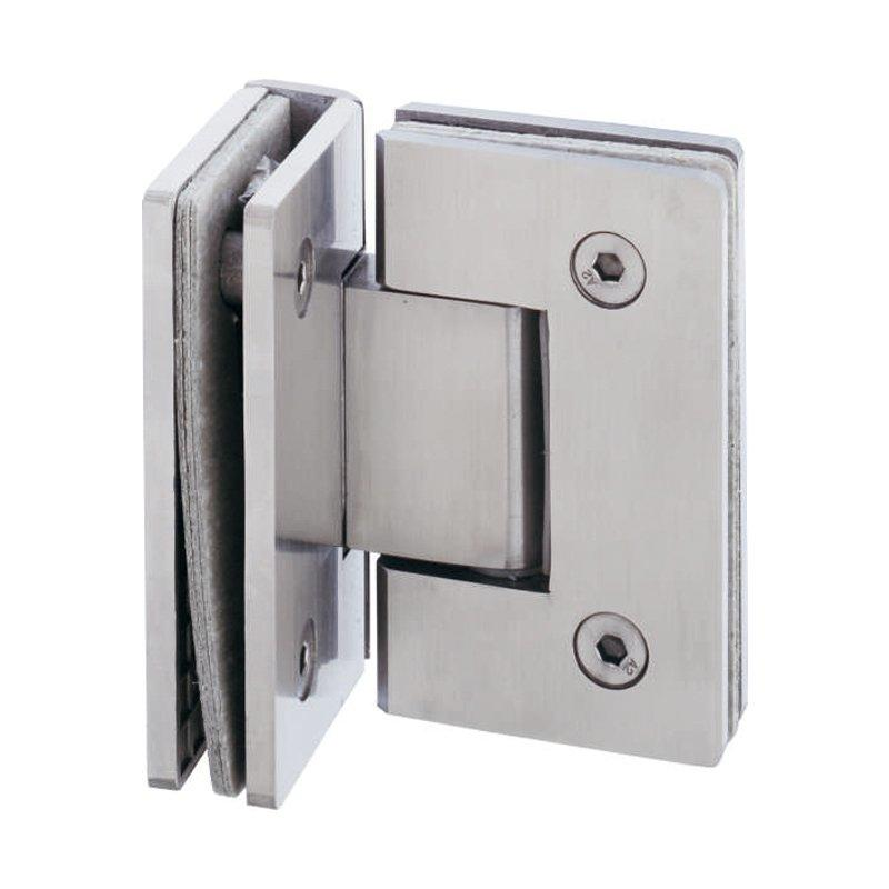 90 Degree glass to glass shower hinge SI-B204