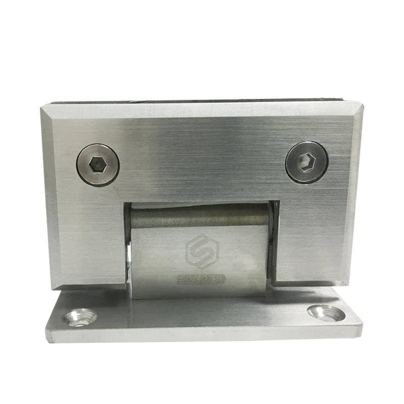 SELECO wholesale glass to glass shower door hinges