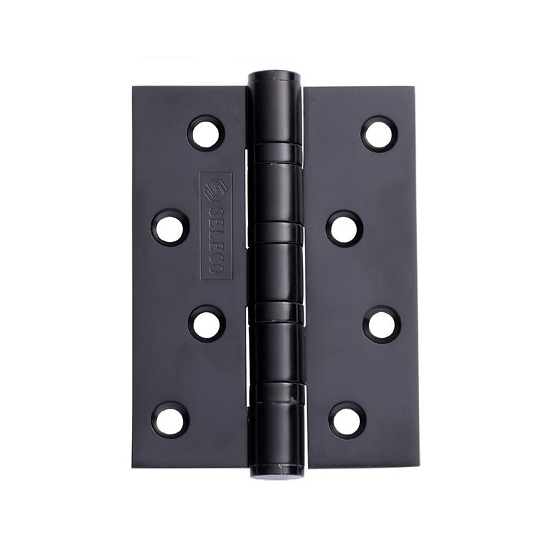 SELECO round angle stainless steel door hinges hot-sale from brass-13