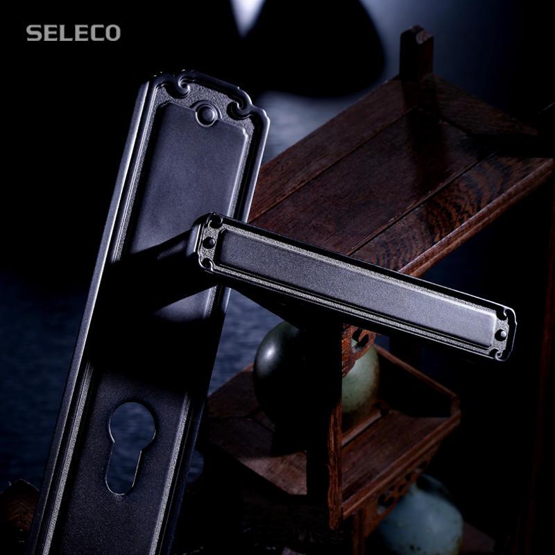 GaoPin Series Zinc Alloy Door Lock SX-58126ET-79