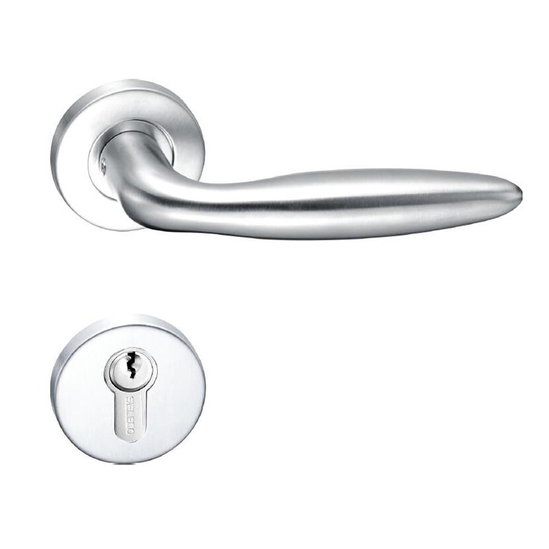Stainless Steel Split Door Lock SM-72910ET-34SS