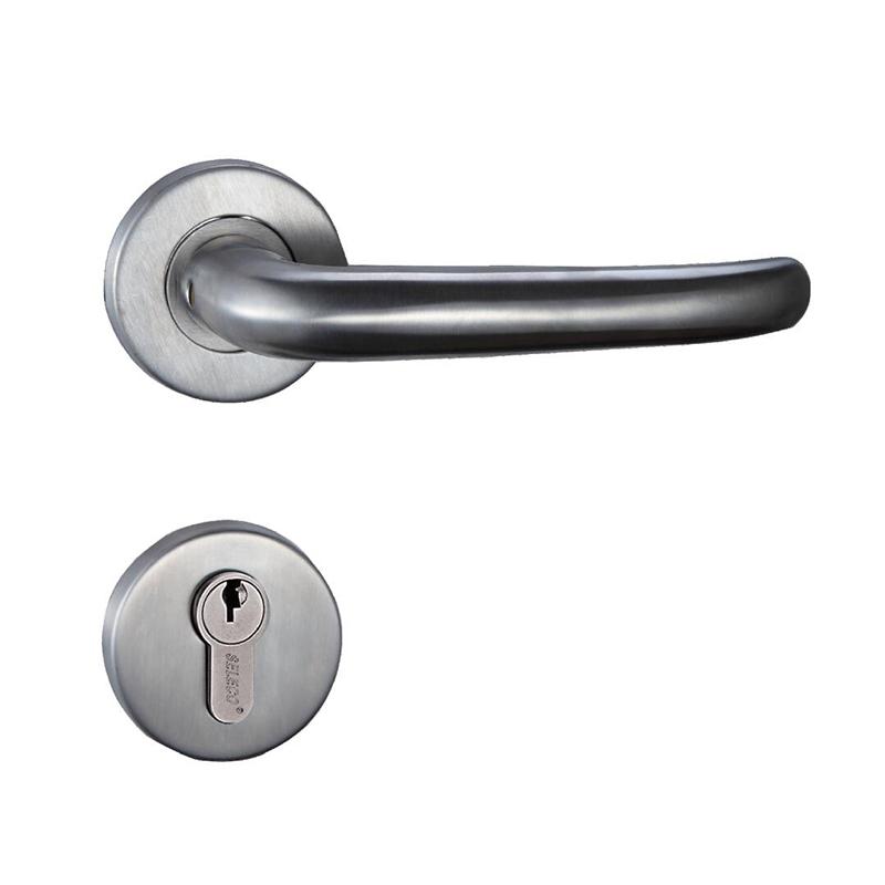 SELECO Hollow Split Door Lock SM-72901ET-35SS Stainless Steel Door Lock image18