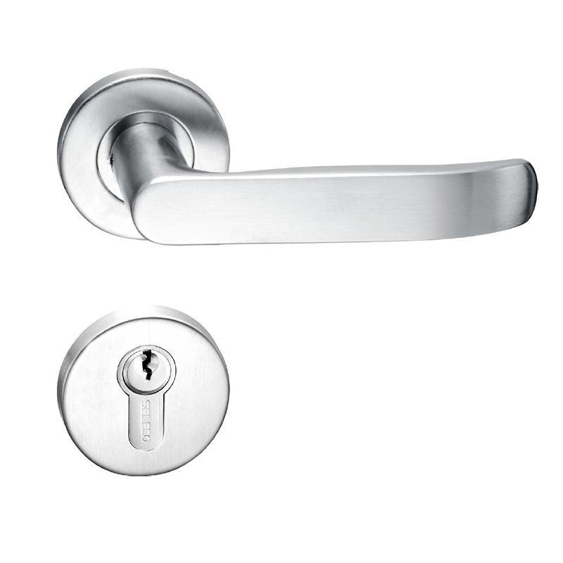 Stainless Steel Hollow Door Lock SM-72901ET-03SS