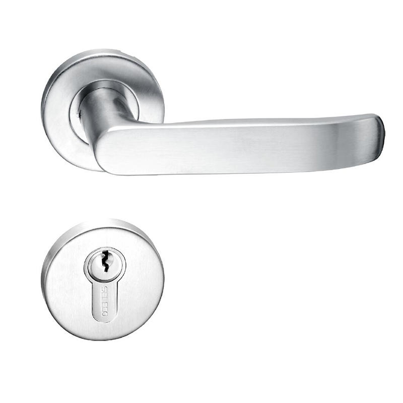 Stainless Steel Hollow Door Lock SM-72901ET-03SS