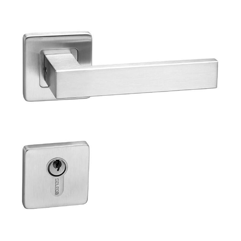 Handle Lever and Escutcheon Door Lock SM-72901ET-58SS