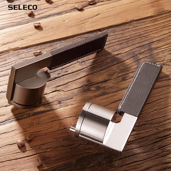 Freedom Series Quite Zinc Alloy Door Lock SX-72913ET-96CP