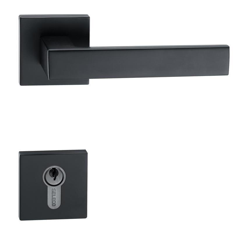 Natural Elements Style Door Lock SX-72910ET-95ORB