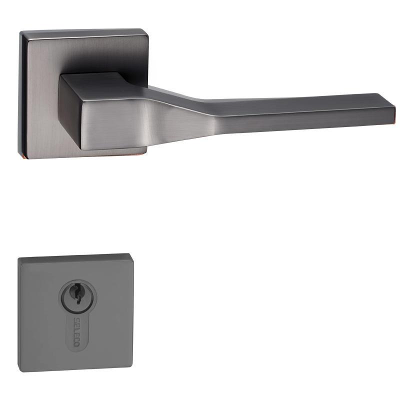 Elegant Simple Door Lock SX-7291ET-94GYM-AC