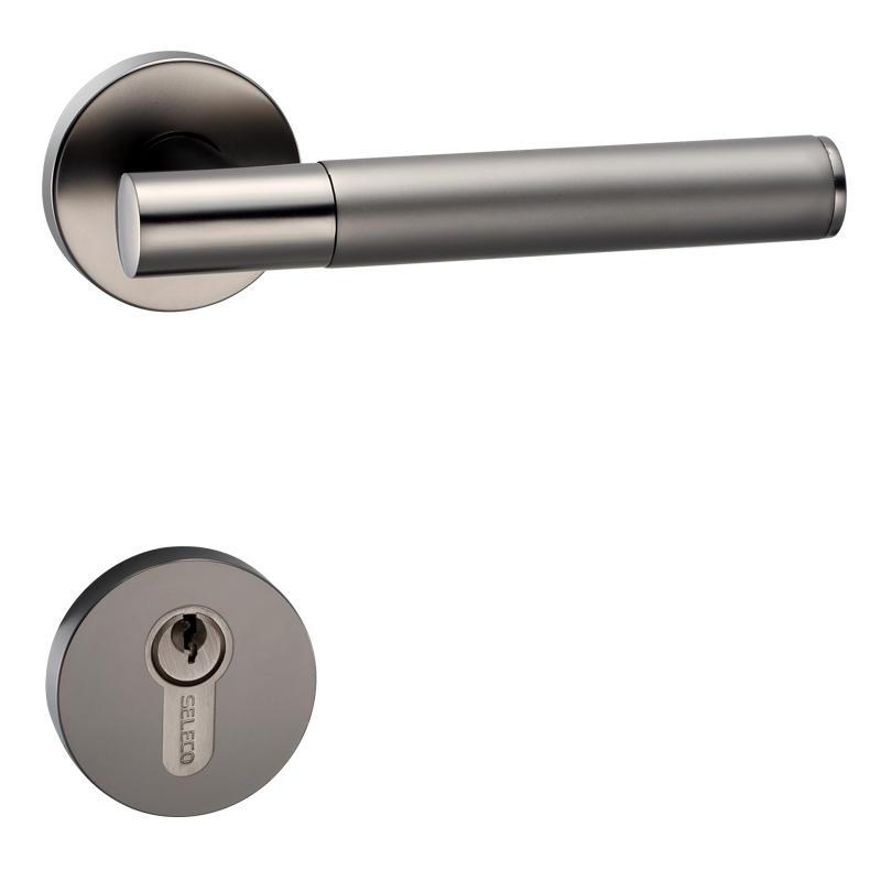 Zinc Alloy Room Lock SX-72911ET-112CP