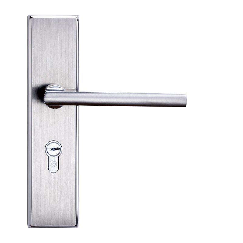 SELECO hollow split metal door lock at discount-1