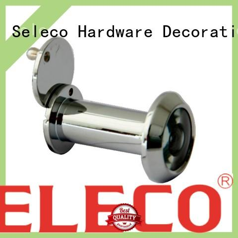 SELECO wide angle door viewer easy-installation for wholesale