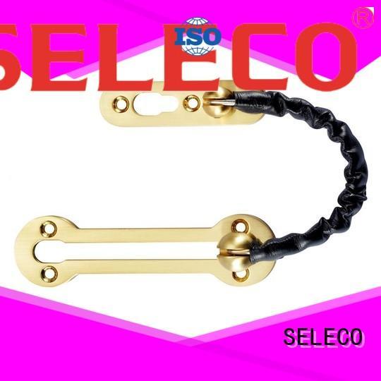 Quality SELECO Brand antitheft door door security chain