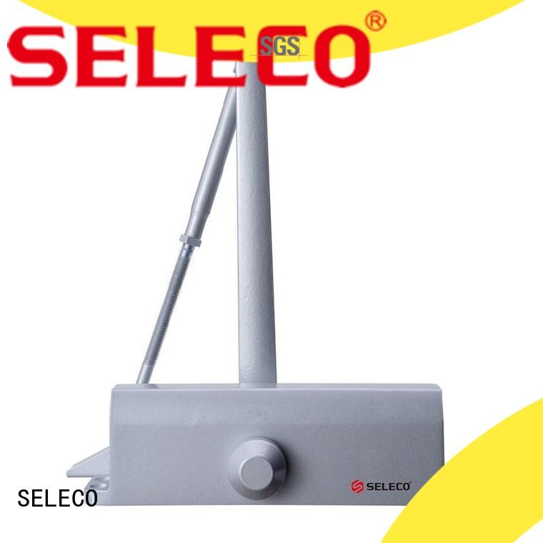 automatic concealed overhead door closer heavy-duty at discount