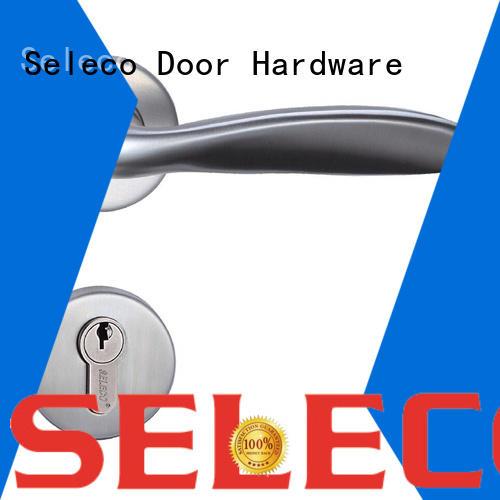 high-quality metal door lock custom fire-proof for door factory