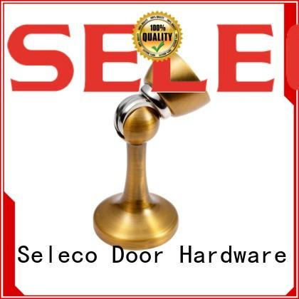 zinc alloy door stop and holder popular free delivery SELECO
