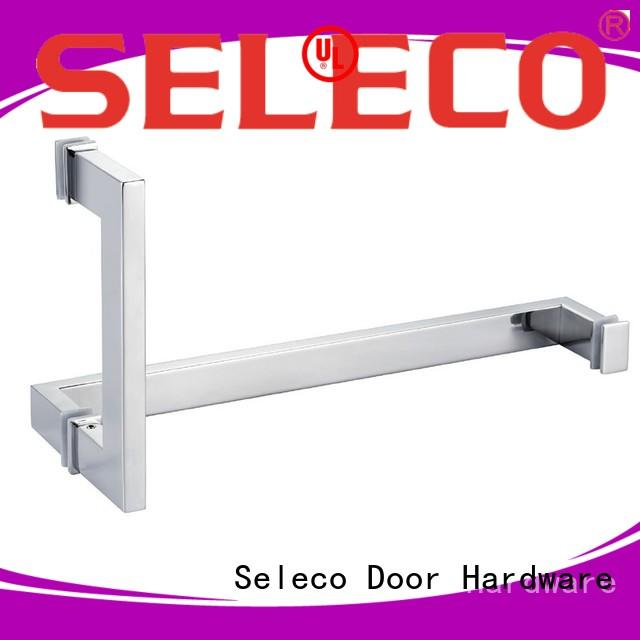 modern shower door handle steel shower SELECO Brand
