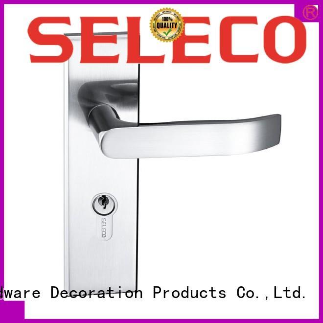 Zinc Alloy Door Full set door Lock SX-5767ET-2-23NP/ SN For Room,Bathroom
