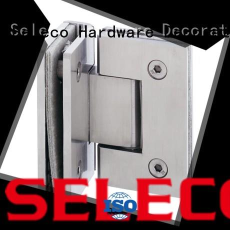professional shower hinges glass hardware 135 degree