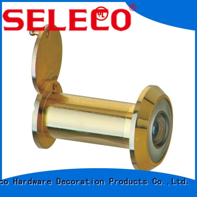 SELECO wide angle peephole custom at discount