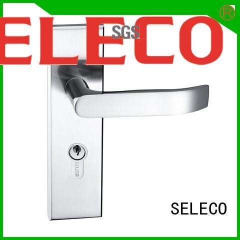 SELECO simple design balcony door lock bathroom door freedom series