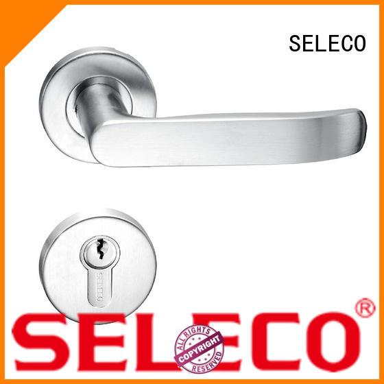 SELECO professional stainless steel door locks for door factory