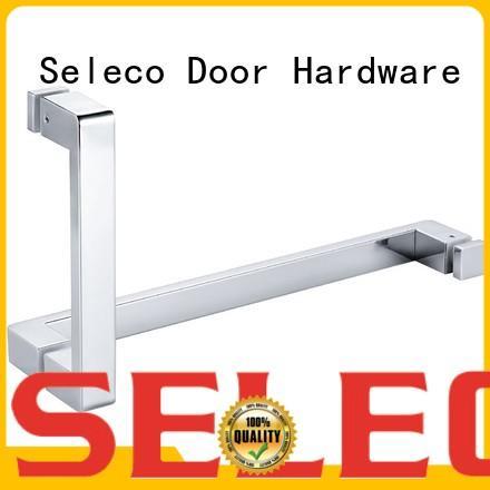 poplar shower door handle hardware wholesale for door factory SELECO