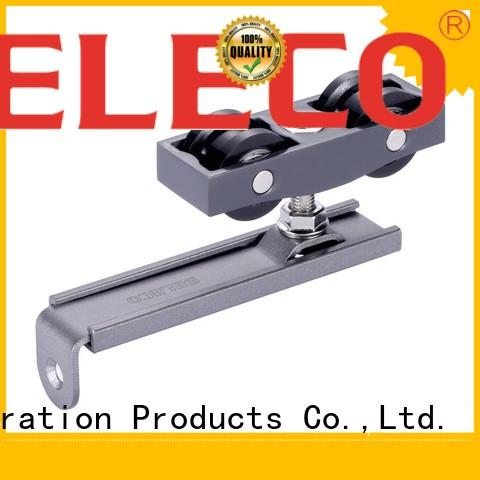 SELECO high-quality hanging sliding door rollers sliding wheel at discount