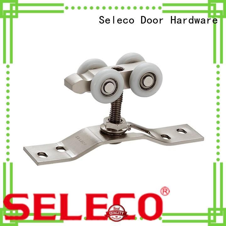 SELECO easy installation sliding door roller wheels full set with roller