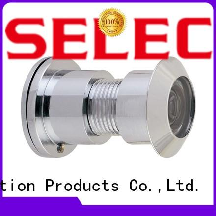 SELECO copper cover door eye viewer custom free delivery