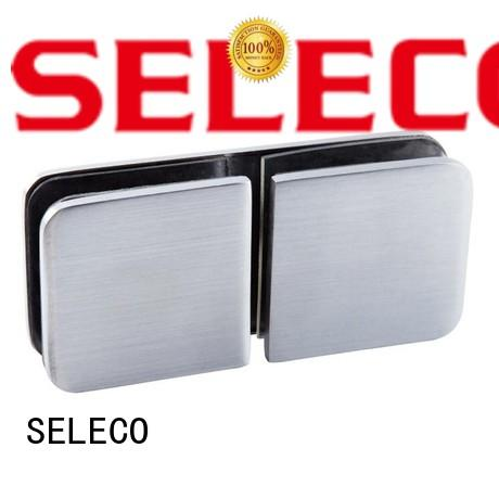 SELECO glass panel clamps quick- installation free sample