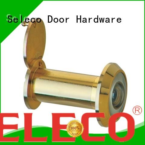 SELECO wide angle door viewer custom for wholesale