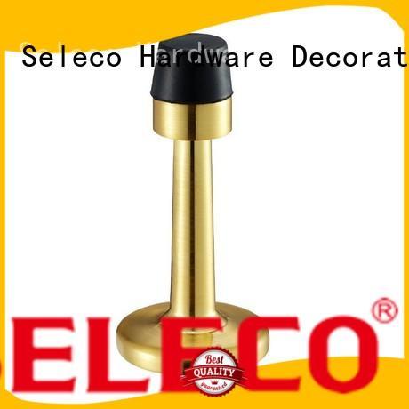 SELECO high-quality self adhesive door stop custom for door factory