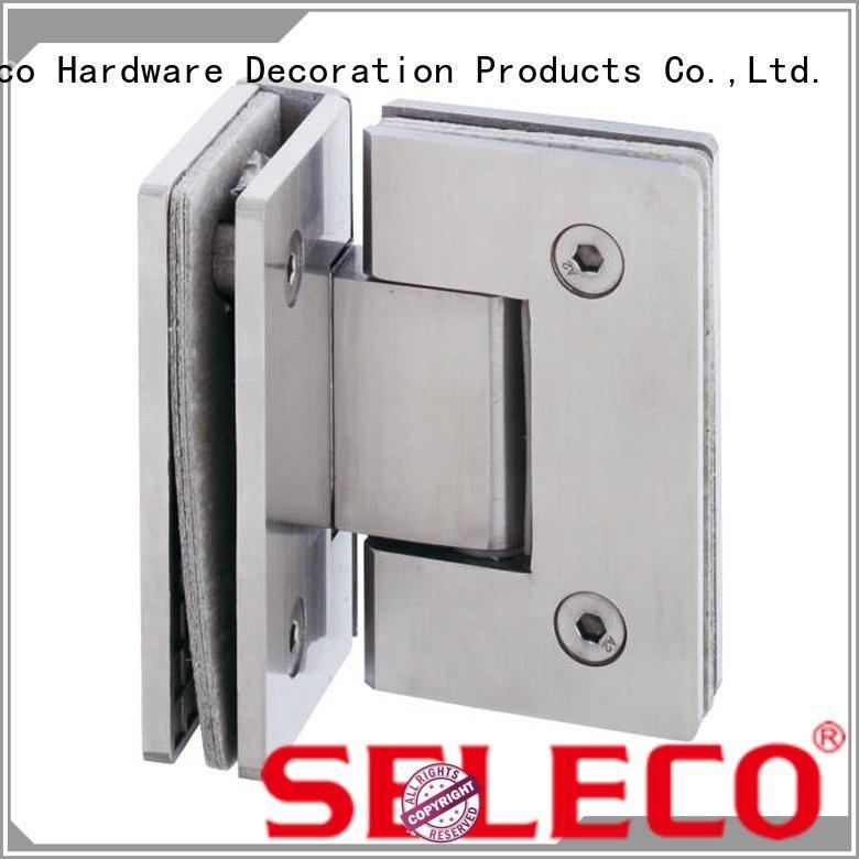 wholesale glass shower door hinges