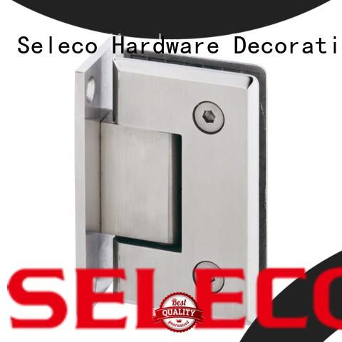 hot-sale shower door hinges glass to glass high-end