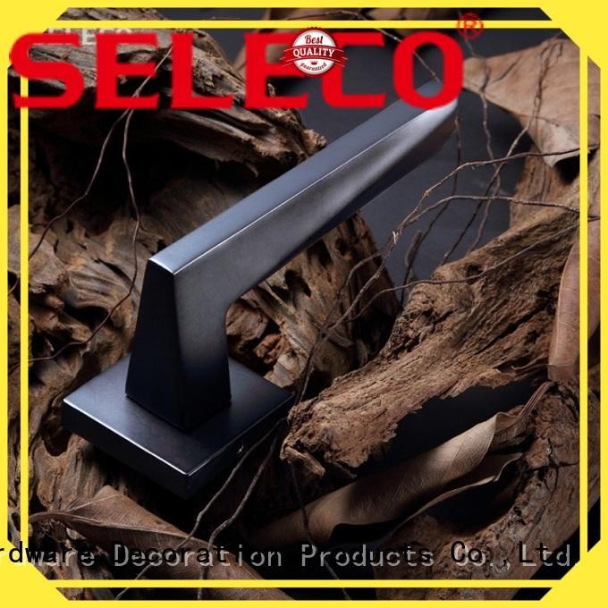 SELECO retro style balcony door lock bedroom door for wholesale