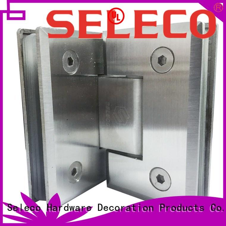 SELECO hot-sale glass to glass shower door hinges