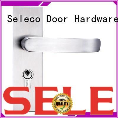 SELECO fireproof steel door lock light-weight at discount