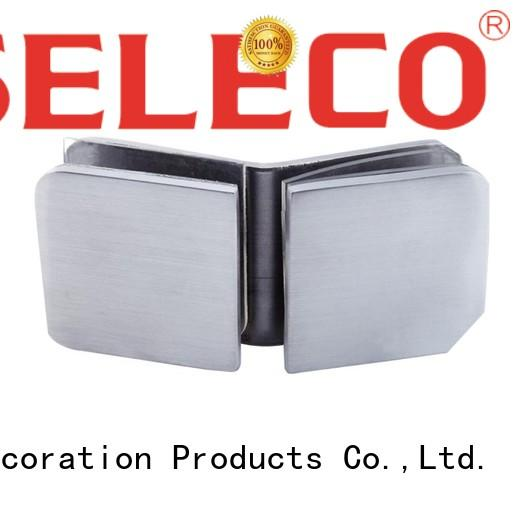 top glass to glass clamps quick- installation at discount SELECO