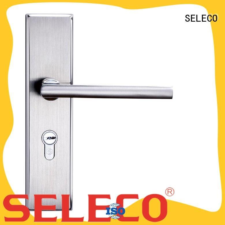 high-quality steel door lock free sample door fabrication