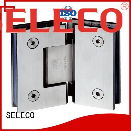 SELECO professional glass shower door hinges door accessory