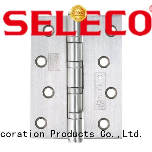 SELECO bigger stainless steel door hinges hot-sale at discount