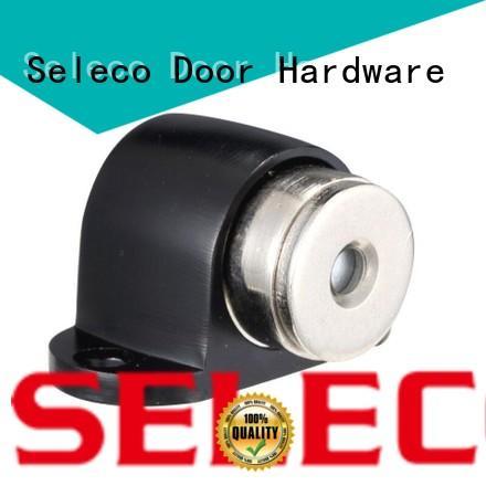 professional half moon door stop zinc alloy custom free delivery