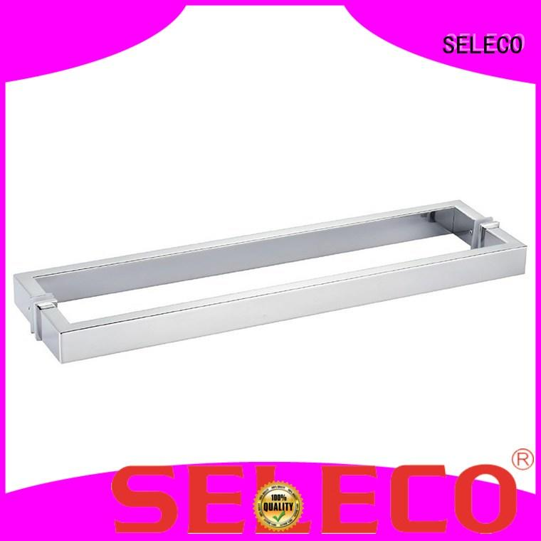 door steel shower SELECO Brand modern shower door handle factory