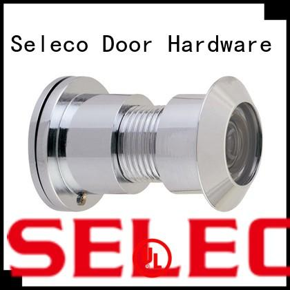 SELECO copper cover wide angle peephole custom free delivery
